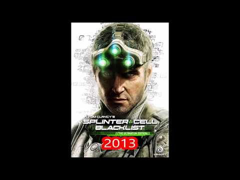 History Of Tom Clancy splinter cell Games / Tom Clancy splinter cell Historia seri |