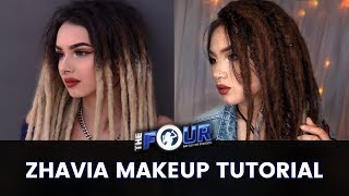 Zhavia Makeup Tutorial