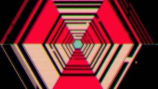 Super hexagon - Crazy astronaut (trippy instant remix)