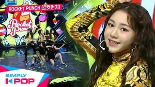 [Simply K-Pop] Rocket Punch(로켓펀치) - BOUNCY _ Ep.403 _ 022820