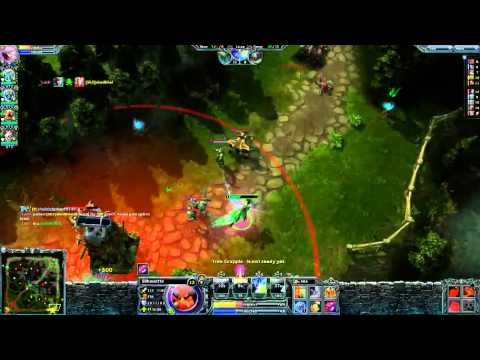 Heroes of Newerth The Food Channel (Silawet)