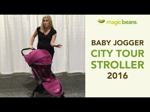 Baby Jogger City Tour Stroller 2016 | New | Most Popular | Best Strollers | Reviews