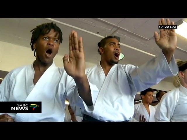 South African Karate team prepares for Swedento participate in the Kimura Shukokai International World Championships.