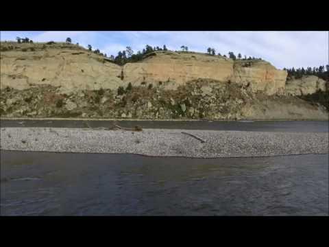 Billings MT drone montage