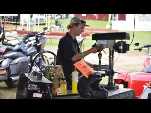 Catskill Mountain Thunder Bike Builders 2017