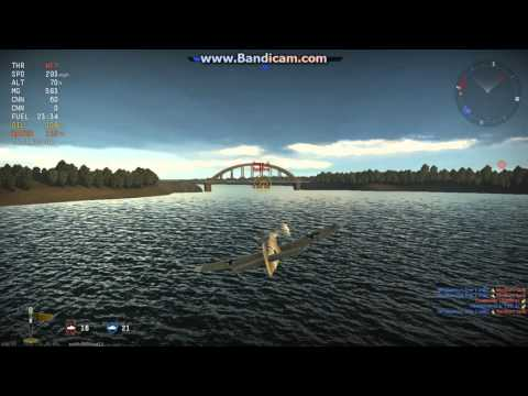 War Thunder (How to use a Bf109)