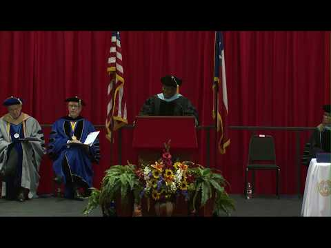 Texas A&M University-Commerce Navarro College Partnership Commencement