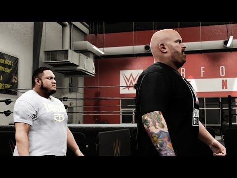 WWE 2K17 FIRST 30 MINUTES OF MYCAREER!! PERFORMANCE CENTER!