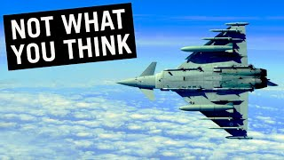 What is Unique About the Eurofighter? #shorts