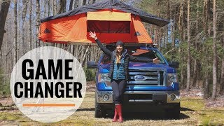 This Changes EVERYTHING!!! Tepui Roof Top Tent Review