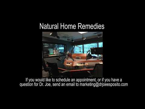 Live 4-22-18 Natural Home Remedies