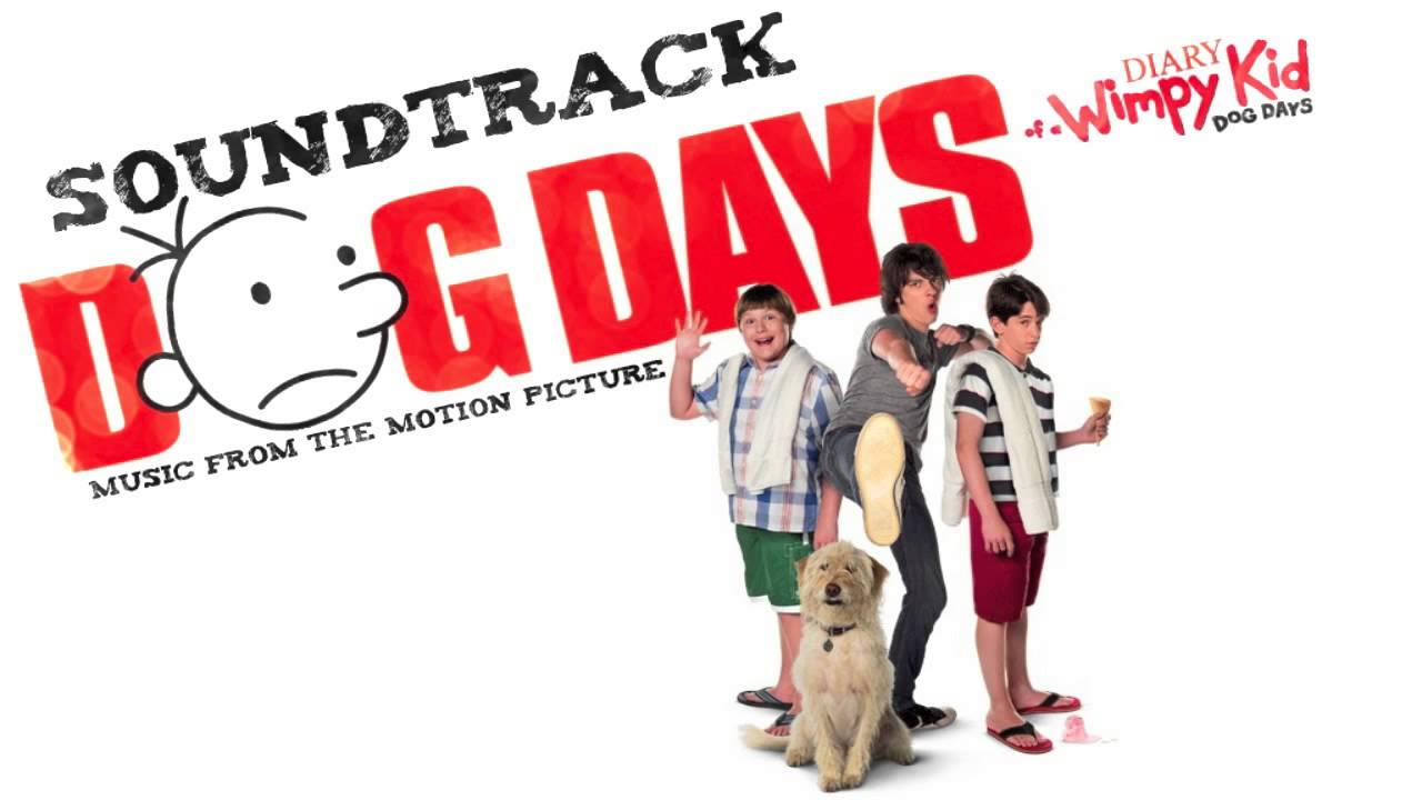 Diary of a Wimpy Kid: Dog Days Soundtrack: 09 I'm Thinking Sunshine by Max & Simon