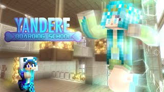 2 yandere boarding school first day minecraft roleplay