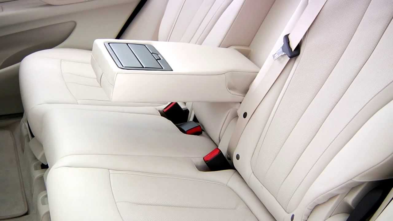 X5 Rear Seats Bmw Genius How To Youtube
