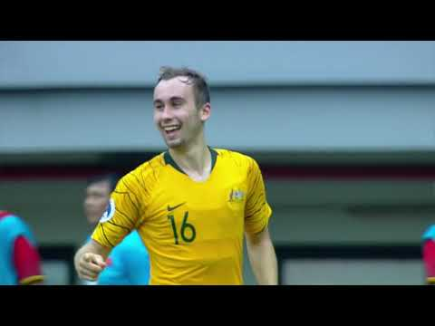 Australia 2-1 Vietnam (AFC U19 Indonesia 2018 : Group Stage)