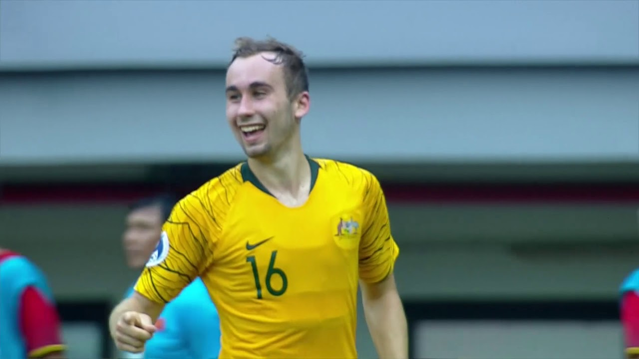 Video: U19 Australia vs U19 Việt Nam