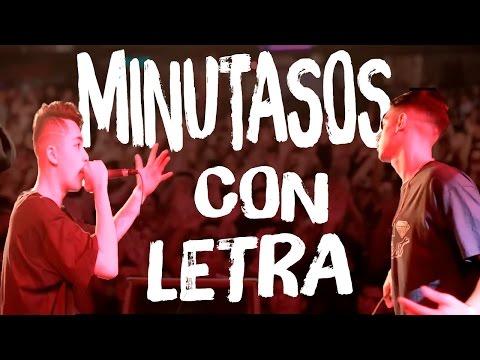 MEJORES MINUTOS EGO FEST CON LETRA