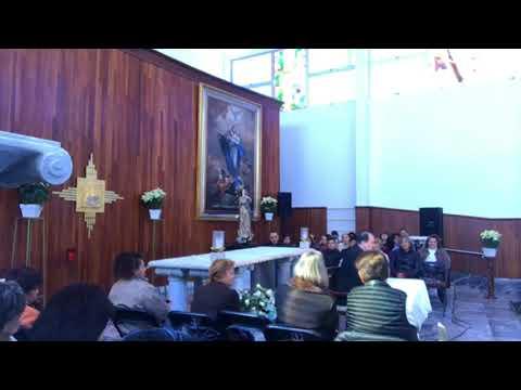 Padre Teo con Padre Pedro Cristo Tema 2do dia con oracion