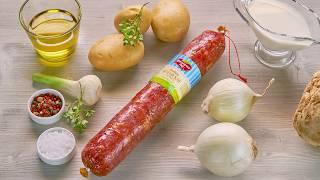Видео Рецепт - Овощной Крем Суп