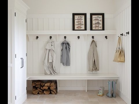 Diy Mudroom Bench And Lockers Part 4 On A Budget Youtube