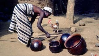 African Pottery Forming and Firing