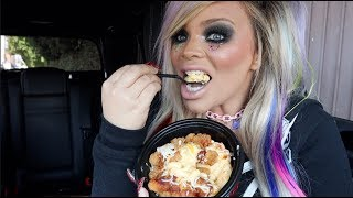 TRYING KFC NEW MAC N CHEESE BOWL | ORIGINAL AND SPICY