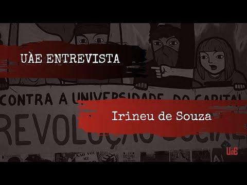 "UàE entrevista Irineu - Chapa 80 ""UFSC Necessária!"""