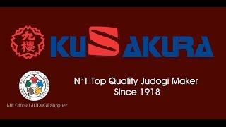 KuSakura, World Famous Judo Equipment  - Company Presentation