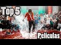 Top 5 mejores Peliculas de Baile Urbano o Callejero(Hip Hop dance)  Especial 20 mil Suscriptores