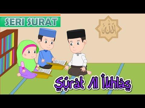 Surat Al-Ikhlas #4-Anak Islam-Bersama Jamal Laeli