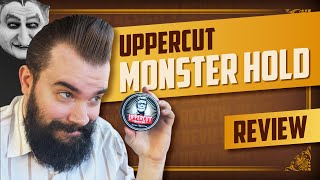 Monstermäßige Pomade | Uppercut Monster Hold Review | english subtitles