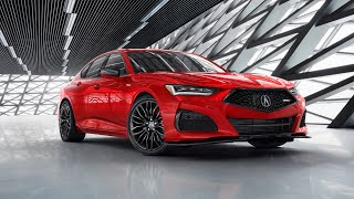 Introducing The All-New 2021 Acura TLX