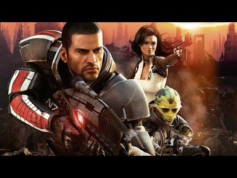 Возбуждающие гифки Mass Effect 3 01