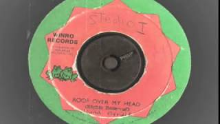 sugar minott and soul vendor - roof over my head extended with consumer dub - winro studio 1 records