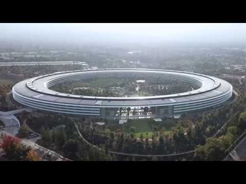 Think different: The new Apple campus