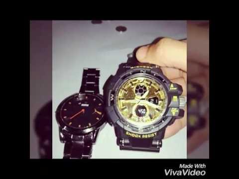 Comparison between watches