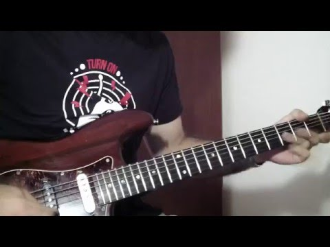 Hideaway - Freddie King (SRV version) Guitar cover