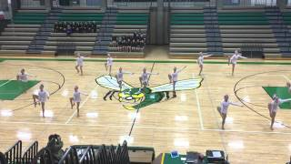 dancefulloutmn edina b squad dance team jazz 2015