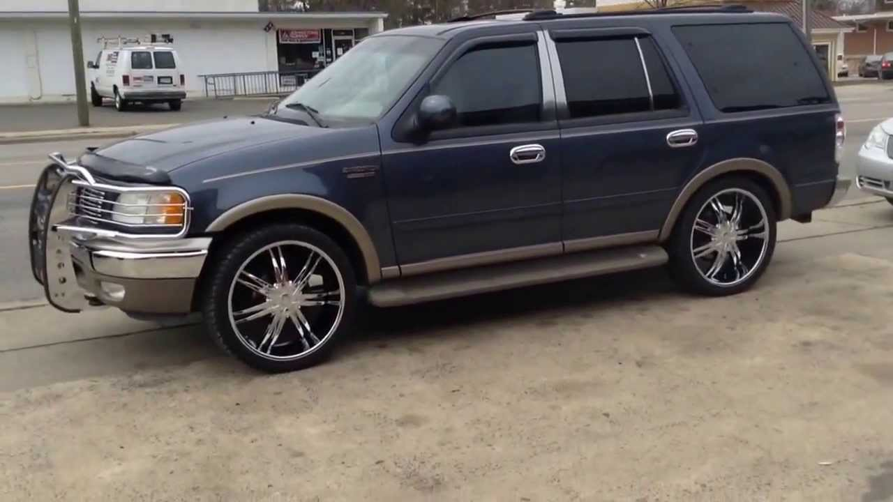 2002 ford expedition at rimtyme durham youtube
