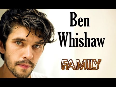Ben Whishaw. Family his mother, brother, husband