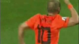 Video Jack van Gelder  2-1 Goal of Sneijder against Brazil download MP3, 3GP, MP4, WEBM, AVI, FLV Juni 2018