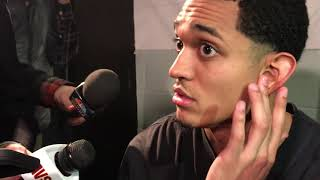 Jordan Clarkson Said Lebron James Told Him 'no Such Thing As A Mistake'