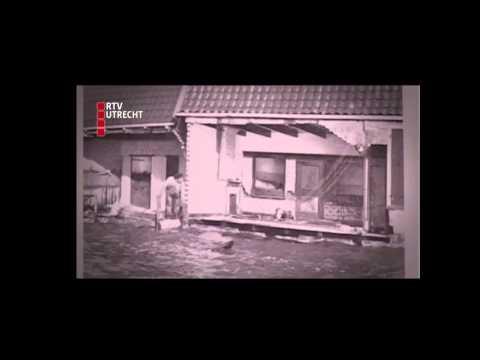 watersnood in Spakenburg 1916