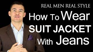 How to Wear A Men