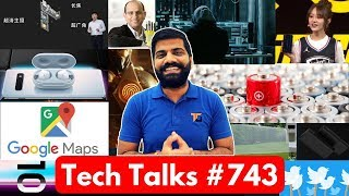 Tech Talks #743 S10+ Price, Oppo 10X Camera, Vivo 44W Charging, Twitter DM, Google Maps