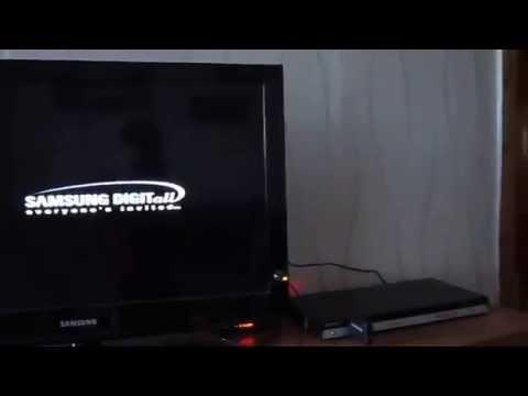 Как включить двд на телевизоре самсунг пультом