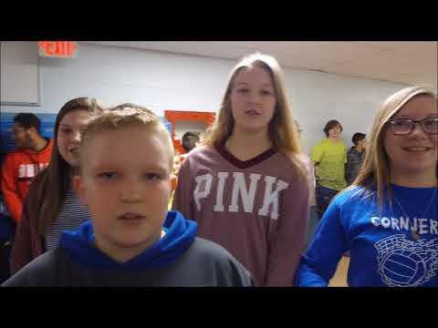 Hoopeston Area Middle School Lipdub