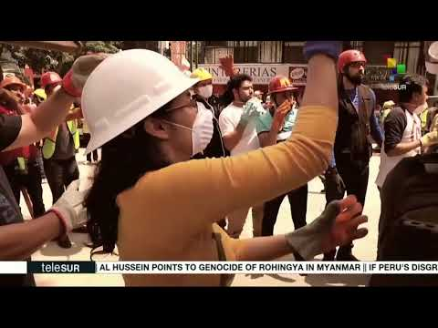 Mexico City: Preparing for the Next Big Earthquake
