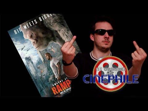 Les chroniques du cinéphile - Rampage - Hors de contrôle