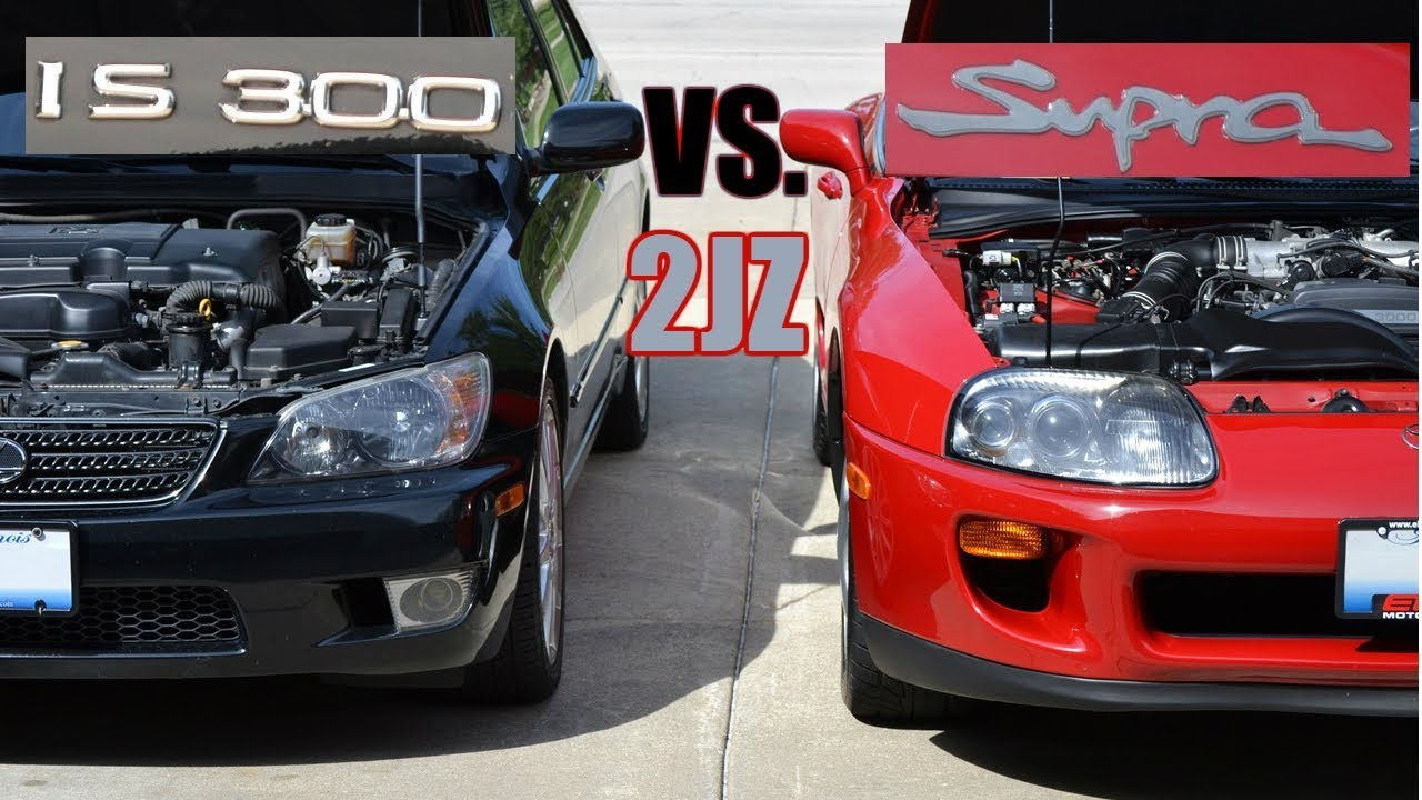 2004 Lexus Is300 Engine